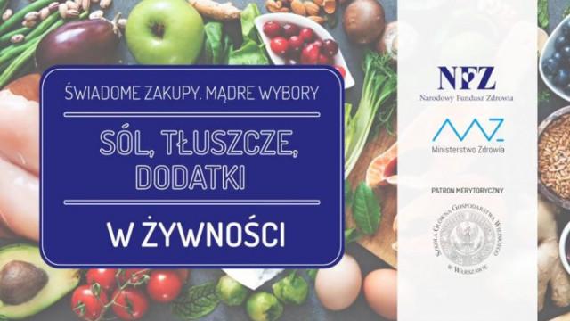 """Kampania zdrowotna NFZ """"Świadome zakupy – mądre wybory"""" - InfoBrzeszcze.pl"""