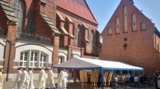 Kaplica św. Jacka odnowiona