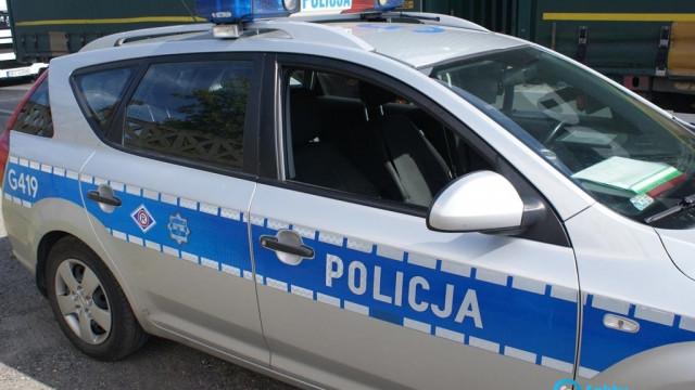 Karambol czterech samochodów w Bobrku