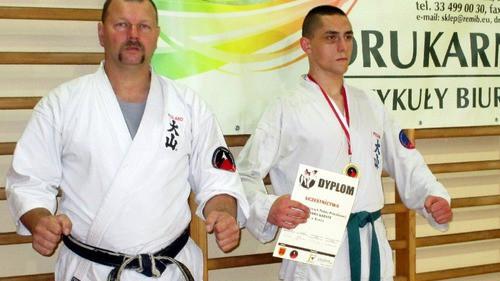 KARATE. Złoto dla karateki z Brzeszcz