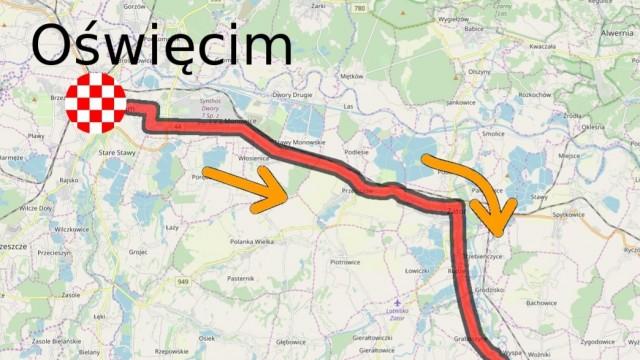 Karpacki Wyścig Kurierów – utrudnienia na drogach powiatu oświecimskiego