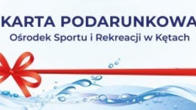 KARTA PODARUNKOWA - idealny pomysł na prezent