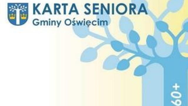 Karta Seniora Gminy Oświęcim