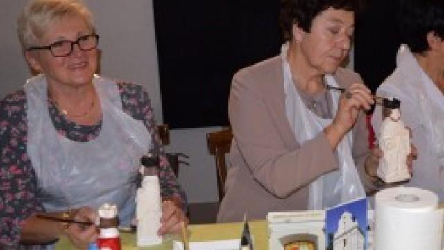 Kęccy Seniorzy promują swoje miasto i Świętego Jana z Kęt