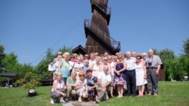 Kęccy Seniorzy w Golicach