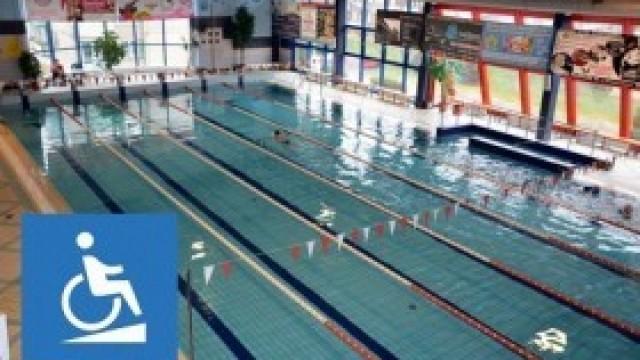 Kęcka pływalnia przełamuje bariery (architektoniczne)