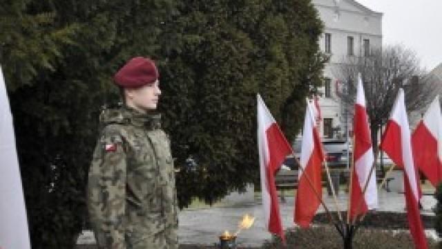 Kęczanie uczcili 75. rocznicę oswobodzenia Kęt spod okupacji niemieckiej