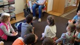 Kęty czytają dzieciom