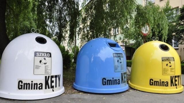 KĘTY. Droższe śmieci od lutego. Samorząd wini rząd