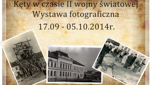 KĘTY. Fotografie i listy z czasu wojny
