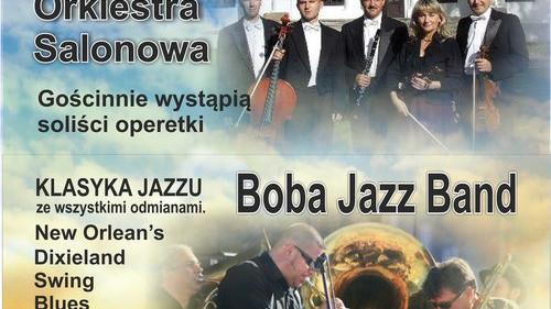 """KĘTY. Jazz """"pod chmurką"""""""