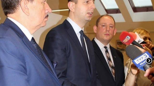 KĘTY. Krzysztof Jan Klęczar koordynatorem Ruchu Obrony Polskiej Samorządności w Małopolsce
