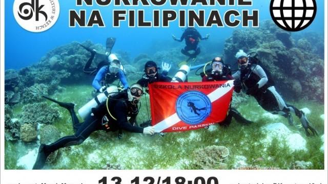 KĘTY. O nurkowaniu na Filipinach