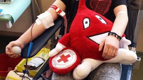 KĘTY. Oddaj krew chorym dzieciom, a sprawisz im najcenniejszy prezent