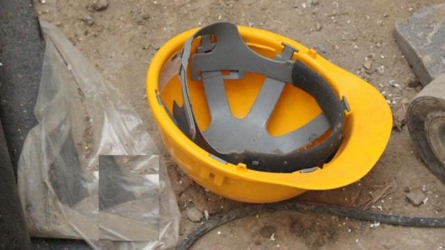 KĘTY. Operator wózka widłowego potrącił pracownika