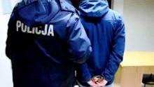 Kęty. Policjanci rozliczają szajkę włamywaczy garażowych