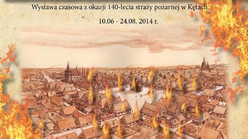 KĘTY. Ratunku, pali się! Nowa wystawa w 140. rocznicę powołania Ochotniczej Straży Ogniowej