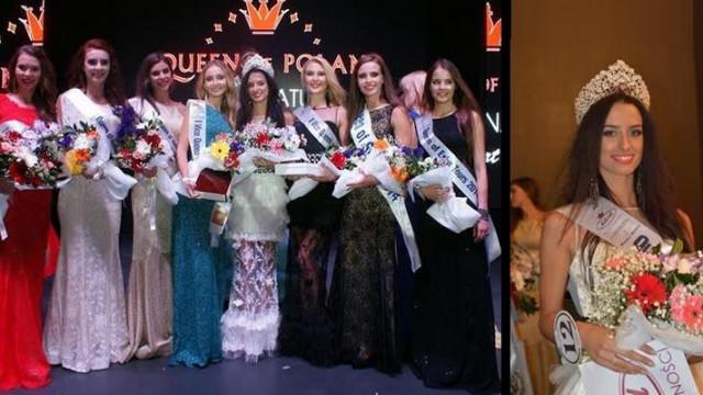Kęty - tytuł najpiękniejszej i korona Queen of Poland 2014 dla Kasi Medoń