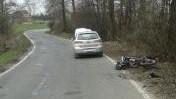 Kęty. Wypadek drogowy śmiertelny.