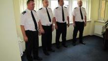Kęty. Zmiana w kierownictwie Komisariatu Policji w Kętach