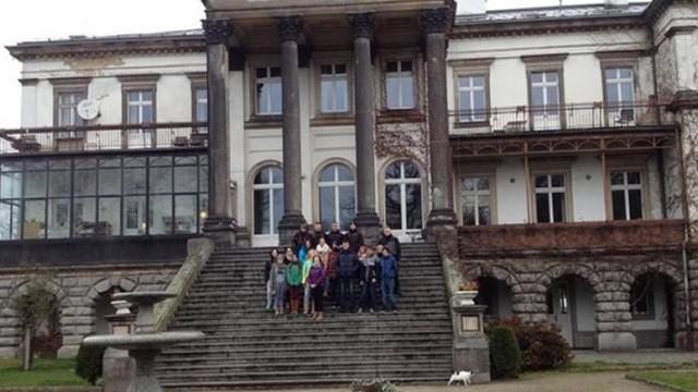 Kęty/Morawa - kurs niemieckiego dla uczniów z Kopernika