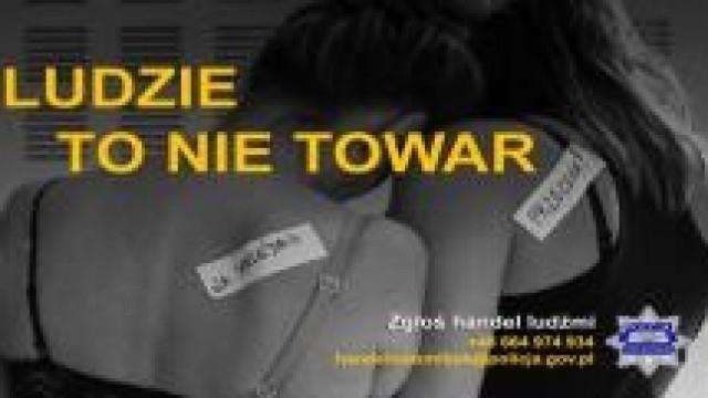 KGP. Europejski Dzień przeciwko Handlowi Ludźmi