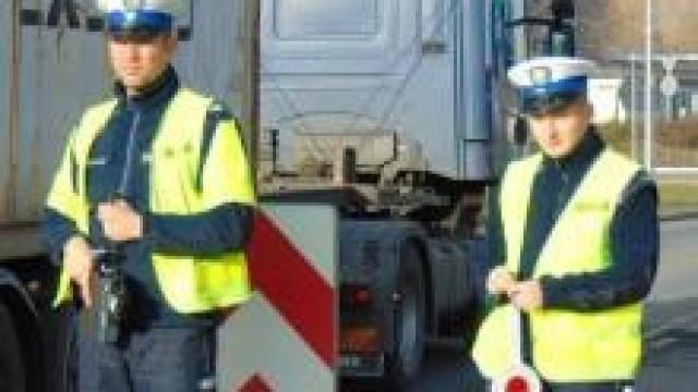 """KGP. Ogólnopolskie działania policyjne """"Truck & Bus"""""""