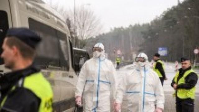 KGP. Policja wspiera w utrzymaniu kwarantanny w Polsce