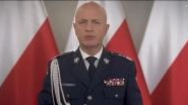 KGP. Życzenia od Komendanta Głównego Policji z okazji Święta Policji