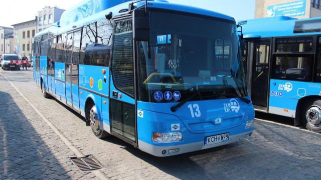 Kiedy elektryczne autobusy pojawią się na ulicach Chrzanowa? [ZDJĘCIA, WIDEO]