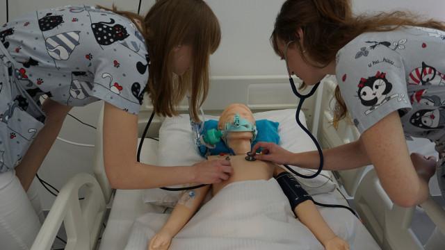 Kierunek pielęgniarski na oświęcimskiej uczelni doceniony przez ekspertów