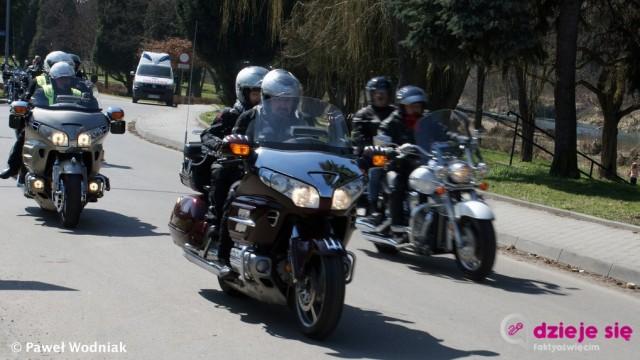 Kilkuset motocyklistów przejedzie ulicami Oświęcimia