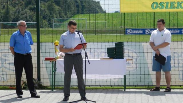 Klub Brzezina w Osieku świętował 65- lecie