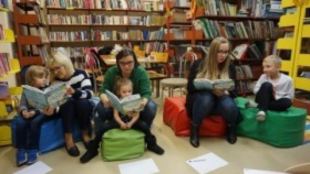 """Klub Czytających Rodzin """"Jedyneczki"""" nagrodzony"""