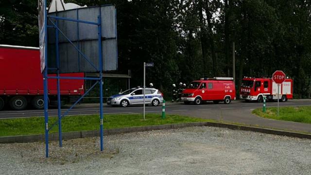 Kobiety w ciąży poszkodowane w dwóch zdarzeniach drogowych w Łękach. ZDJĘCIA !