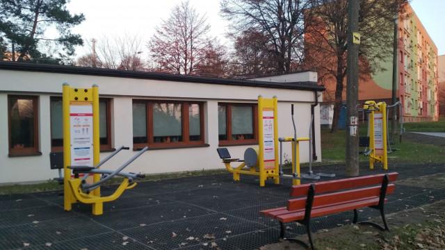 Kolejna zewnętrzna siłownia oddana do użytku - InfoBrzeszcze.pl