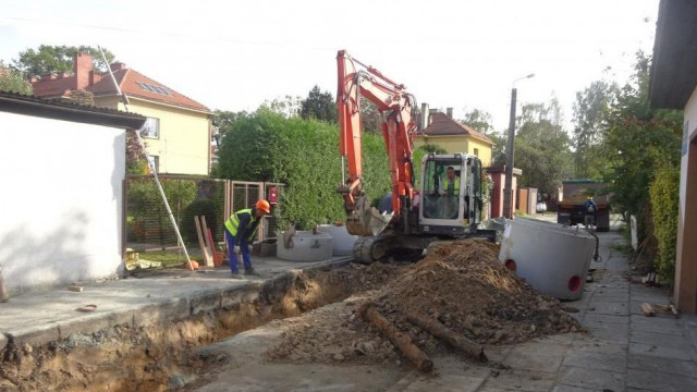 Kolejne odcinki kanalizacji oficjalnie oddane do użytku - InfoBrzeszcze.pl