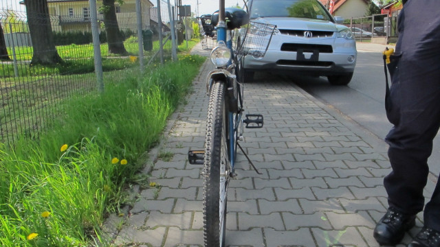 Kolejne potrącenie z udziałem rowerzystki w Kętach