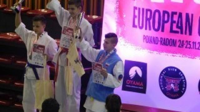 Kolejne sukcesy kęckich karateków