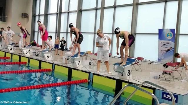 Kolejne sukcesy pływaków z SMS Oświęcim – FOTO
