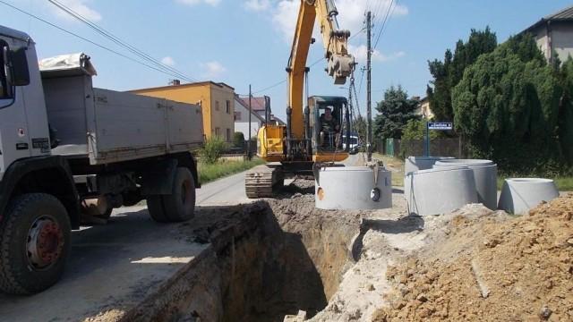 Kolejne ulice podłączone do sieci kanalizacji - InfoBrzeszcze.pl