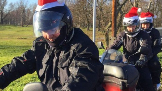 Kolejny raz Mikołaj z Chrzanowa przyjedzie do schroniska