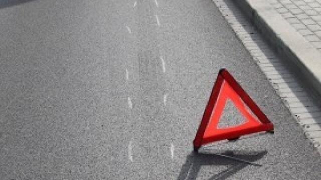 Kolizja drogowa w Bulowicach