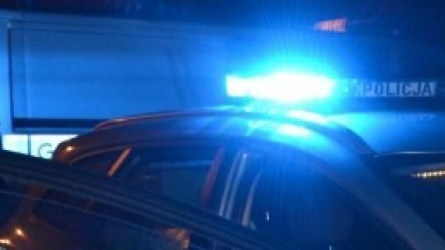 Kolizja zakończona zatrzymaniem drogowego przestępcy