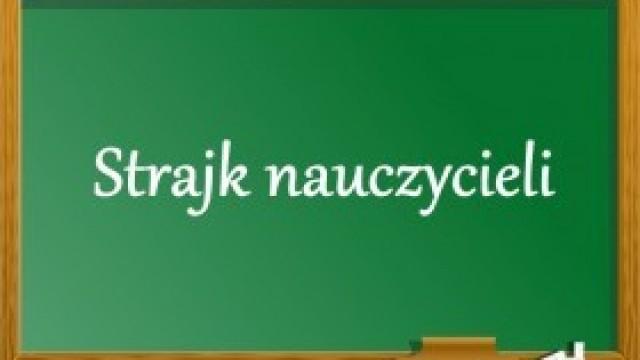 Komunikat Burmistrza Gminy Kęty w sprawie planowanego strajku nauczycieli