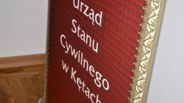 Komunikat Urzędu Stanu Cywilnego w Kętach