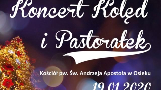 Koncert kolęd i pastorałek w Osieku