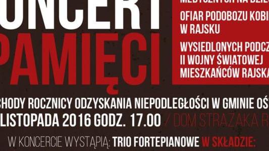 Koncert Pamięci z FO