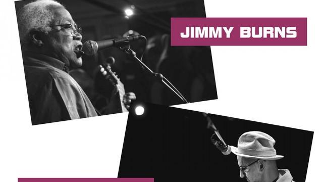Koncert w wykonaniu Jimmy'ego Burnsa i Guitar Marka