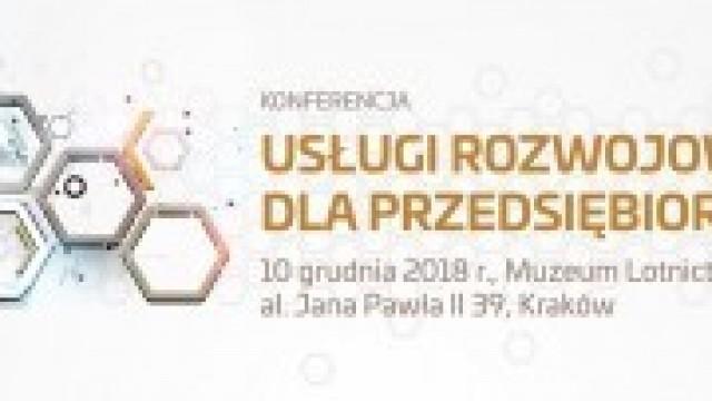 """Konferencja """"Usługi Rozwojowe dla Przedsiębiorców"""""""